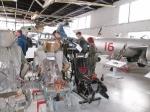 Klasa wojskowa w Muzeum Lotnictwa