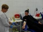 Kolejny raz oddaliśmy krew