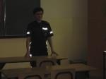 Spotkanie z policją na temat bezpieczeństwa