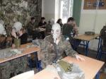 Zajęcia klasy wojskowej