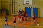 Mistrzostwo powiatu w koszykówce dziewcząt