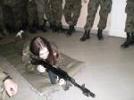 Klasa wojskowa- strzelanie i zajęcia strażackie
