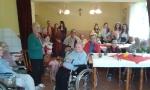 Z wizytą w Domu Opieki w Zebrzydowicach