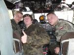 Z wizytą w jednostce wojskowej- klasa I