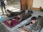 Strzelnica - klasy wojskowe
