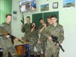 Dzień Otwarty Szkoły- klasa wojskowa