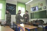 Spotkanie z Obroną Terytorialną Skała