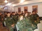 Klasa wojskowa w jednostce wojskowej w Balicach