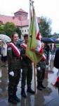 Na uroczystociach w Krakowie