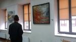 Wernisaż wystawy obrazów Niny Ramzy
