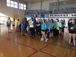 Powiatowe zawody w piłce ręcznej i pływaniu_1