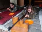 Zajęcia ze strzelectwa