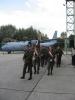 Klasa IIF na święcie 8 Bazy Lotnictwa Transportowego