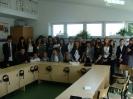 Rozpoczęcie roku szkolnego 2011-2012
