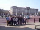 Wymiana zagraniczna- wyjazd do Anglii- 2012